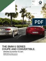 6 Coupe Convertible Brochure PDF