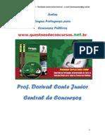 AULAS - Língua Portuguesa - Word
