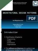 ArchitecturalPatterns.ppt