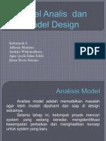 Model Analis Dan Model Design