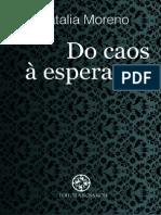 Livro Do Caos a Esperanca TRECHO