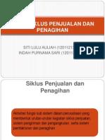 Audit Siklus Penjualan Dan Penagihan