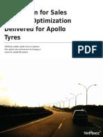 TMZ Apollo Tyres Case Study