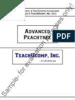 Peachtree Advanced