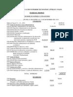 Informe Economico y Financiero Iestp Palpa 19-01-14