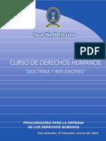 Curso de Derechos Humanos. Doctrina y Reflexiones. Oscar Humberto Luna