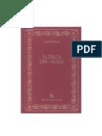 Aristoteles-Acerca Del Alma