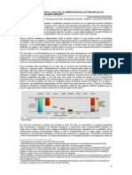 Valor Residual Suelo Precios Emprendimiento Inmobiliario Morales 2010