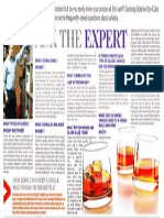 Scotch Whiskey TOI Chd 2011