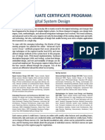 Systems Design Certificate