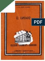 Sanz Lajara- El Candado- Libro de Cuentos