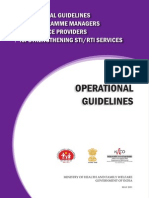STI Operational Guidelines