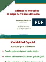 Geoestadística Puebla