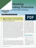 77053487-rethinking reading promotion -- booktalks