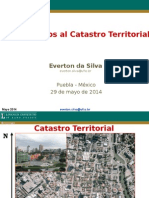 SIG Catastro Territorial Puebla