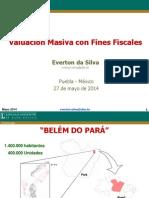 Valuación Masiva Puebla