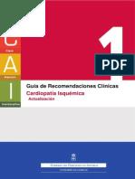 Cardiopatía isquémica 2013