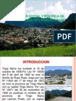Realidad Social y Politica de La Provincia De