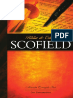 Biblia Scofield Exemplo