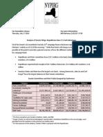 NYPIRG Senate analysis