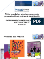 ID Works v5.0 Sales Training ESPANOL