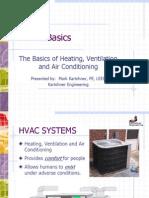 HVAC Basics -A