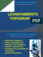 CAPACITACION TOPOGRAFIA
