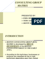BCG Model Management