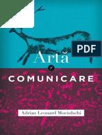 Arta Si Comunicare Adrian Leonard Mociulschi Vii PDF