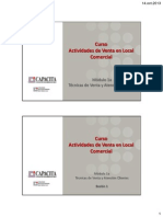 Retail Becas Sociales - Modulo 1a + Apuntes S1-S4