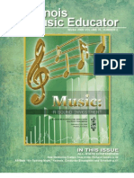 Illinois Music Educator W2009