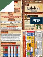 Boletin Caleb 6.0 Final