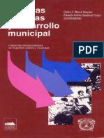 Politicas Publicas y Desarrollo Municipañ