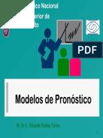 Bustos F. Modelos de Prono Stico