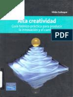 Caneque H 2008 . Alta Creatividad