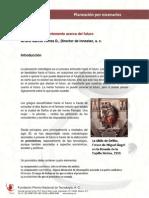 Garcia a. 2011 . Planeacion Por Escenarios