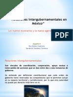 Equipo 9 Relaciones Intergubernamentales