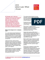 DPA Fact Sheet District of Columbia Marijuana Decriminalization Law
