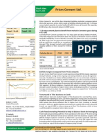 Prism Cement Stock Idea 14052014