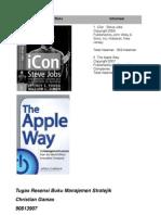 Strategic Analysis Apple Inc.