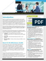 Basel II Compliance_Diagnostic_Audit & Implementation 2014