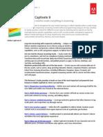 Adobe Captivate 8 Feature Guide