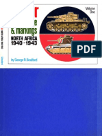 [Armor Camouflage Markings North Africa 1940-1943]