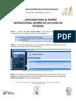 Metodología de Diseño Instruccional Utilizando Los Módulos de Aprendizaje de BB Learn 9.1_Mayo2011
