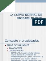 La Curva Normal de Probabilidades (2)