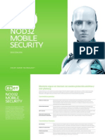 ESET NOD32 Mobile Security Para Android