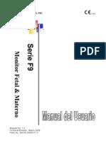 f9 Manual de Usuario en Español