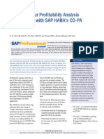 Speed Up Your Profitability Analysis Performance With SAP HANA's CO-PA Accelerator