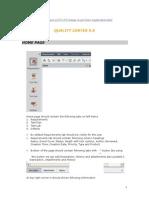 Quality Center tutorial