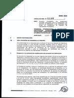 Circular DDU 263 (Mandato Proyectos Etapas)